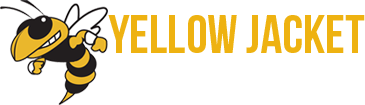 Yellow Jacket Volleyball Camps Logo